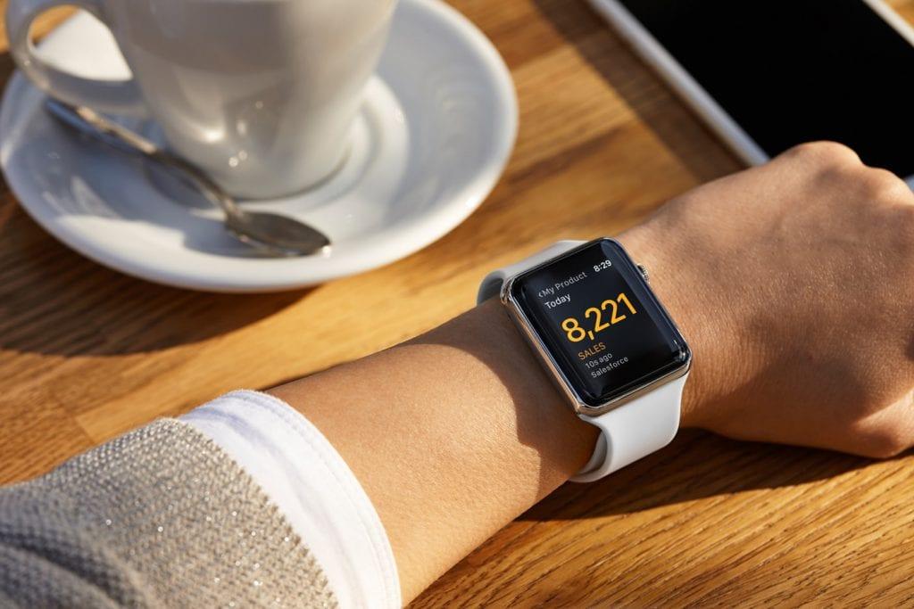 Numerics for Apple Watch